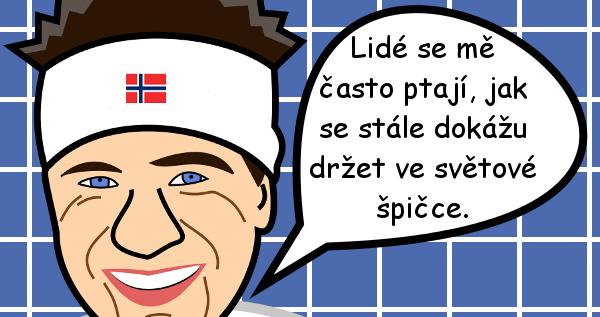 Ole Einar Bjørndalen - Krev