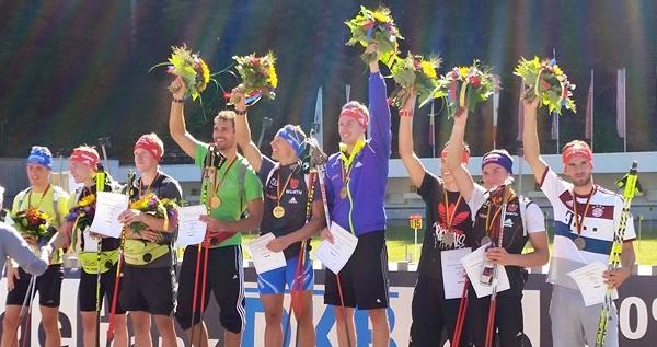 Stupně vítězů Mistrovství Německa
