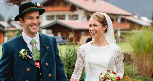 Magdalena Neunerová svatba
