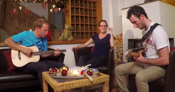 vánoční video