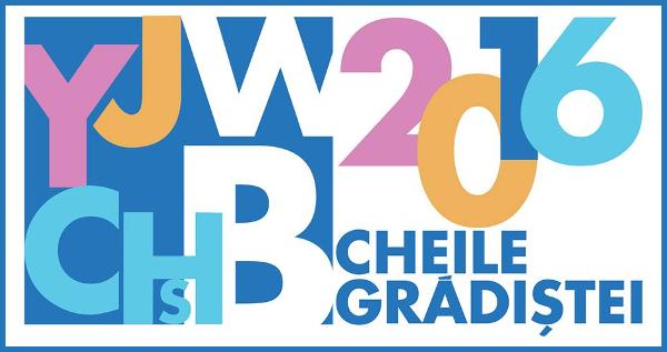 Logo Mistrovství světa juniorů v Cheile Gradistei