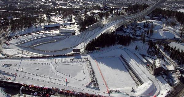 Národní aréna Holmenkollen
