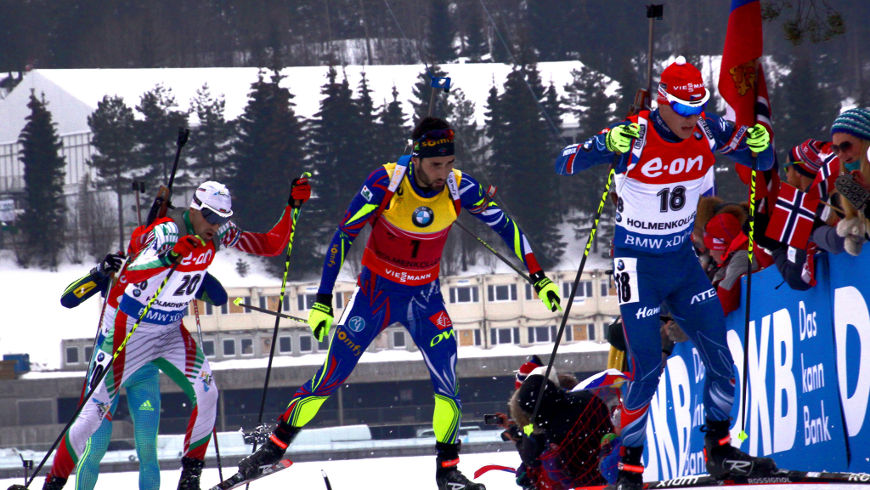 Iliev, M. Fourcade, Krčmář