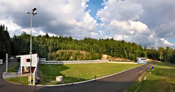 Areál Mšeno - Břízky
