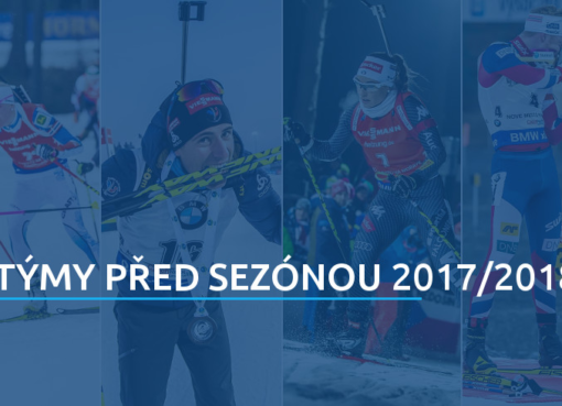 Týmy před sezónou 2017/2018