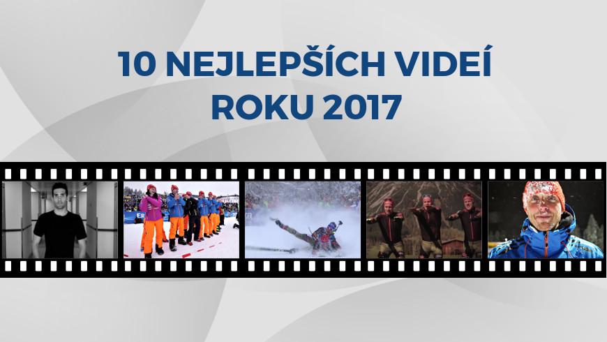 10 nejlepších biatlonových videí