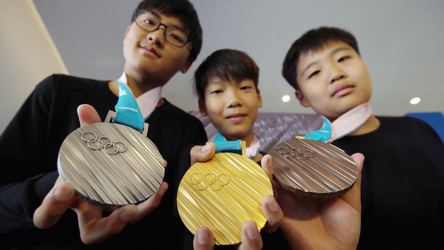 Medaile na ZOh 2018