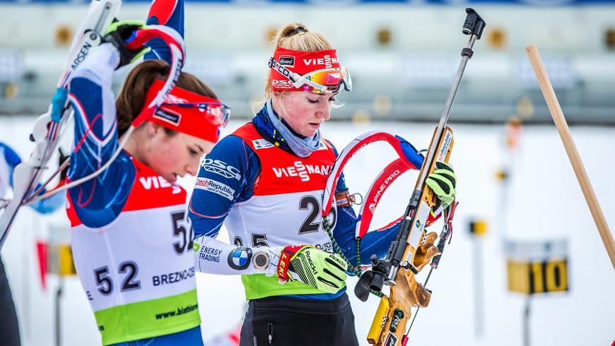 Lea Johanidesová a Anna Tkadlecová
