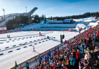 Arena na Holmenkollenu