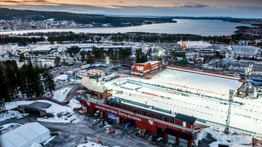 Stadion v Östersundu