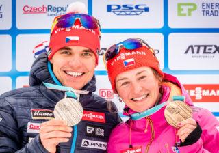Michal Krčmář a Veronka Vítková