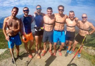 Čeští biatlonisté