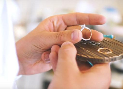 Zásnubní prsten Dominika Windische