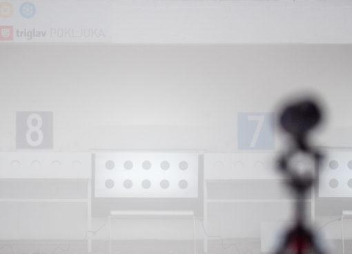 Mlha v Pokljuce