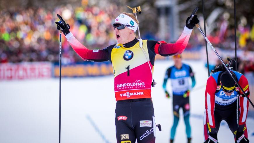 Johannes Thingnes Bø