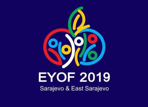 Logo EYOF 2019