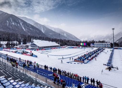 Südtirol Arena v Antholzi