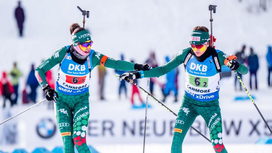 Lisa Vittzziová a Nicole Gontierová