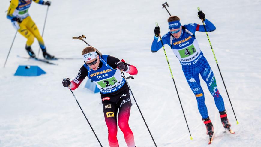 Johannes Thingnes Bø a Lukas Hofer